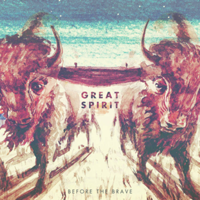 Great Spirit cover art