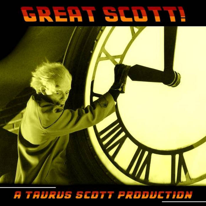 Great Scott! cover art