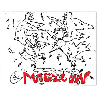 Magic Camp cover art