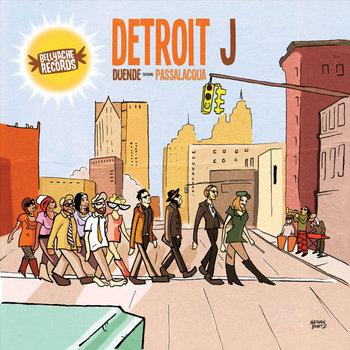 Detroit J (w/ Duende!) cover art