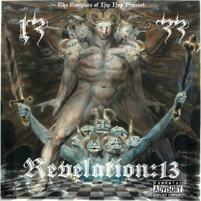"""""""Revelation 13"""" cover art"""
