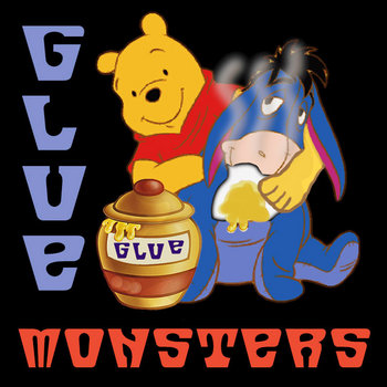 Gimme Some Glue cover art