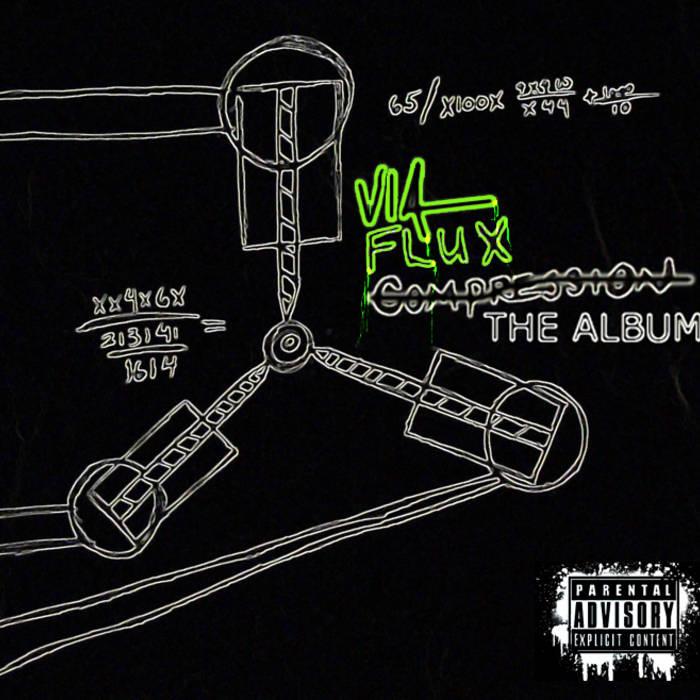 Via Flux the Album cover art