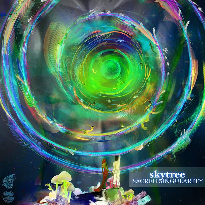 Sacred Singularity EP cover art