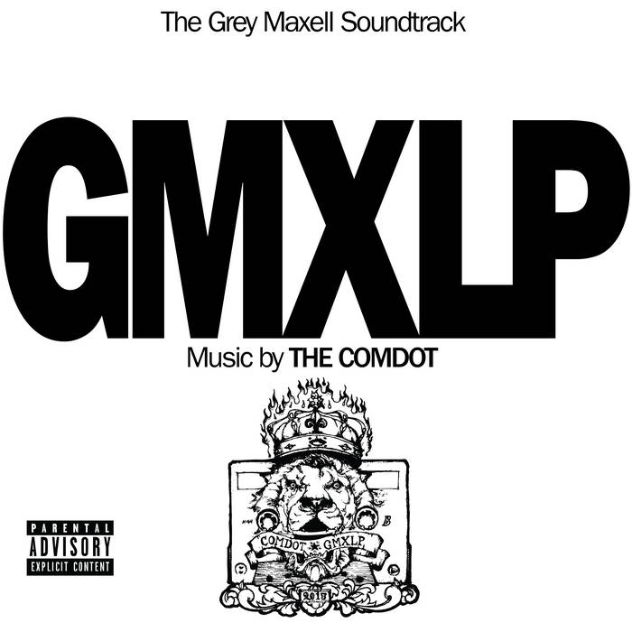 The Grey Maxell Soundtrack cover art