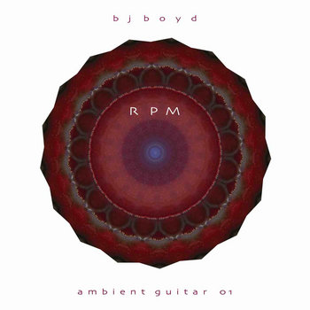 RPM: ambient guitar 01 cover art