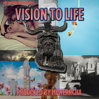 Vision To Life cover art