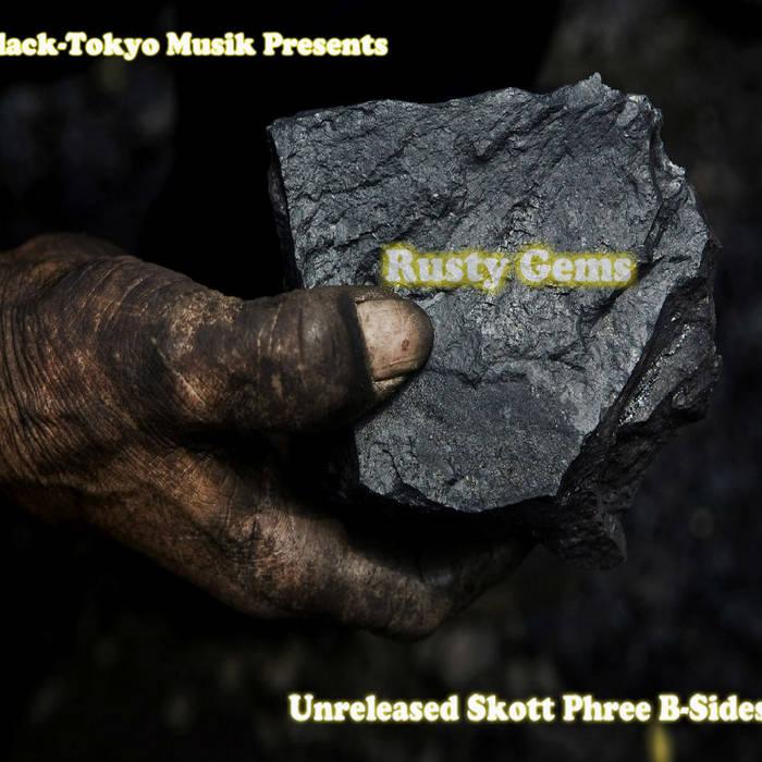 Rusty Gems Ep. cover art