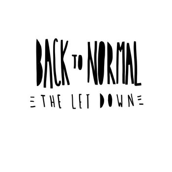 The Let Down - Single cover art