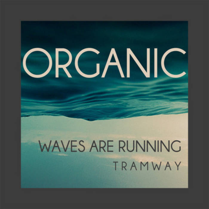 Waves Are Running - Single cover art