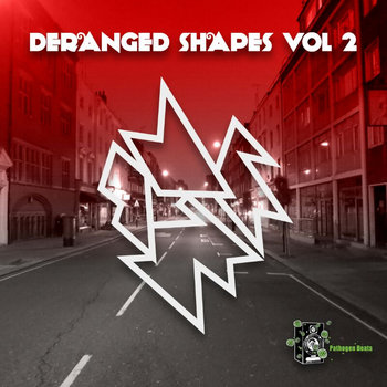 Deranged Shapes Vol 2 cover art