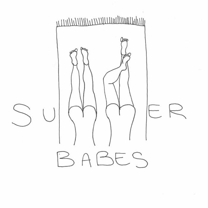 Babe Summer EP cover art