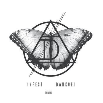 Infest - Darkofi LP cover art