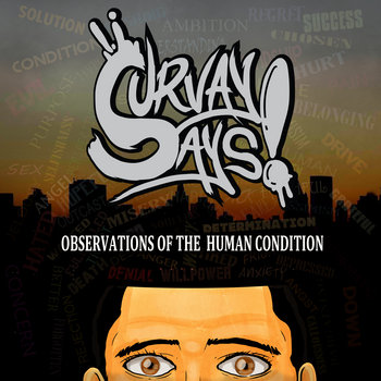Observations Of The Human Condition cover art