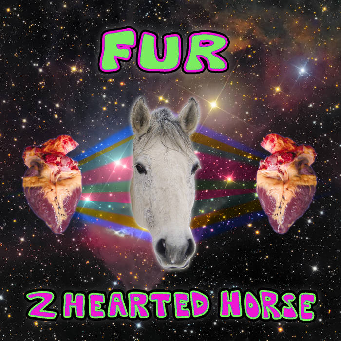 2 Hearted Horse cover art