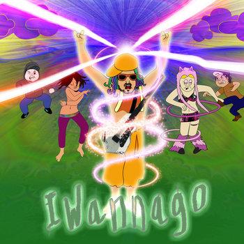 Iwannago cover art