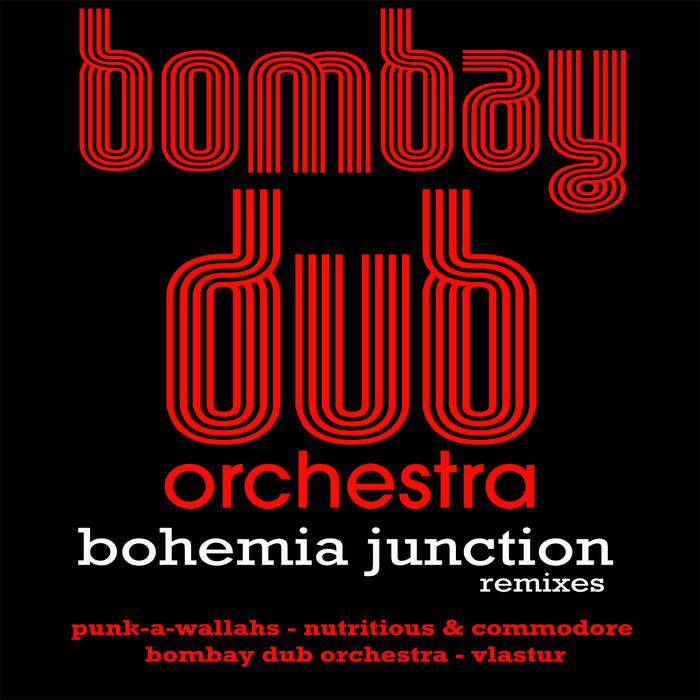 Bohemia Junction Remixes cover art