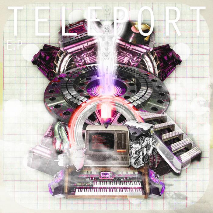 Teleport EP cover art