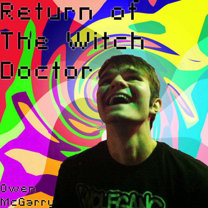 Return Of The Witch Doctor cover art
