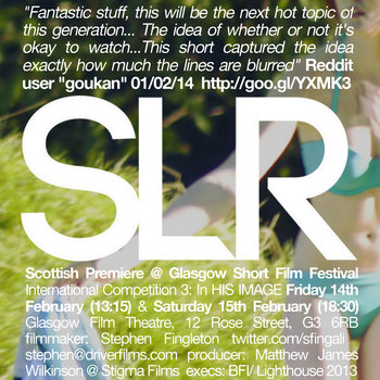 """SLR"" original soundtrack cover art"