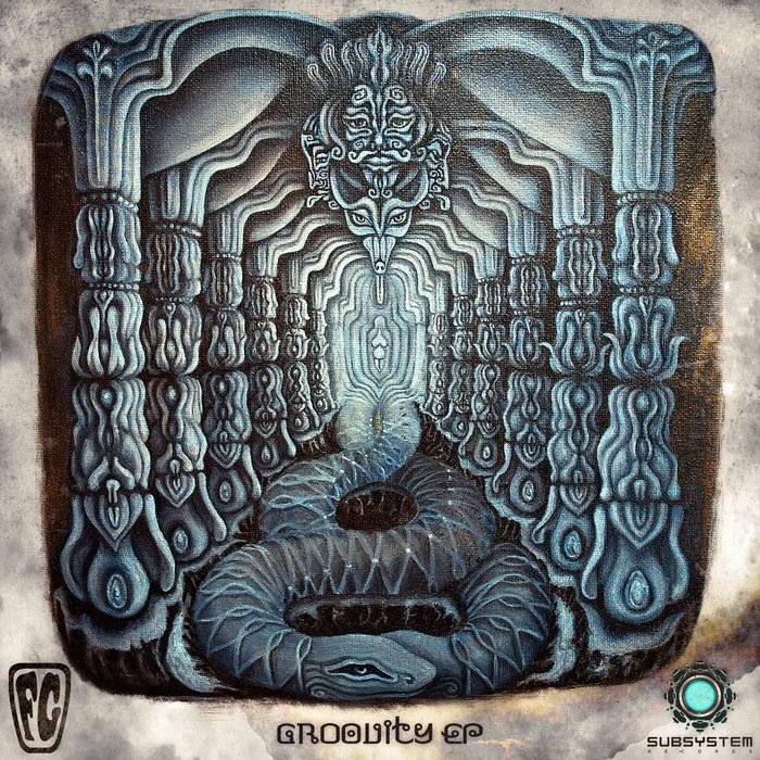 Groovity EP cover art