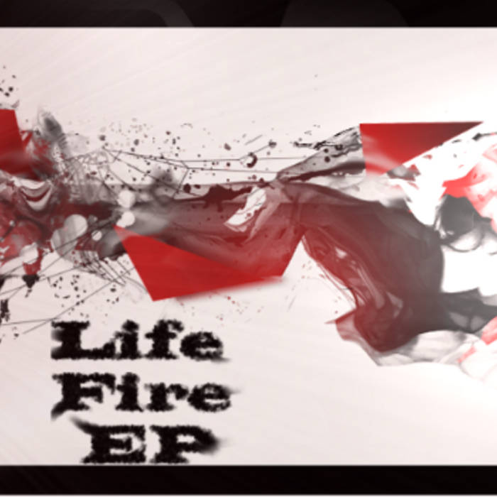 LifeFire/ZeroOne EP cover art
