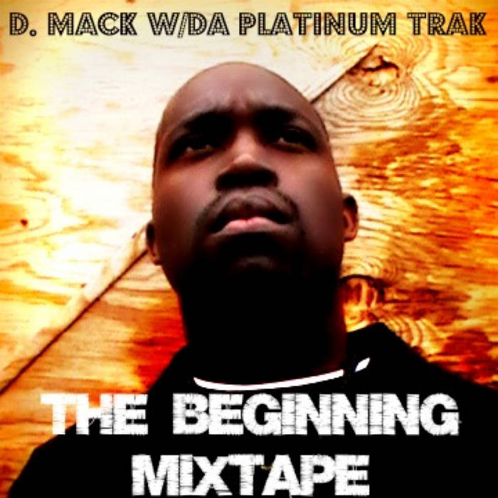 THE BEGINNING MIXTAPE cover art