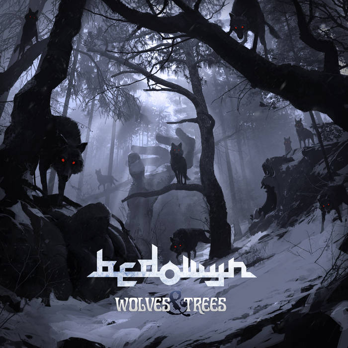 Wolves & Trees cover art