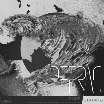 Defrag - Lost Lands EP cover art