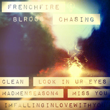 Chasing (BLR008) cover art