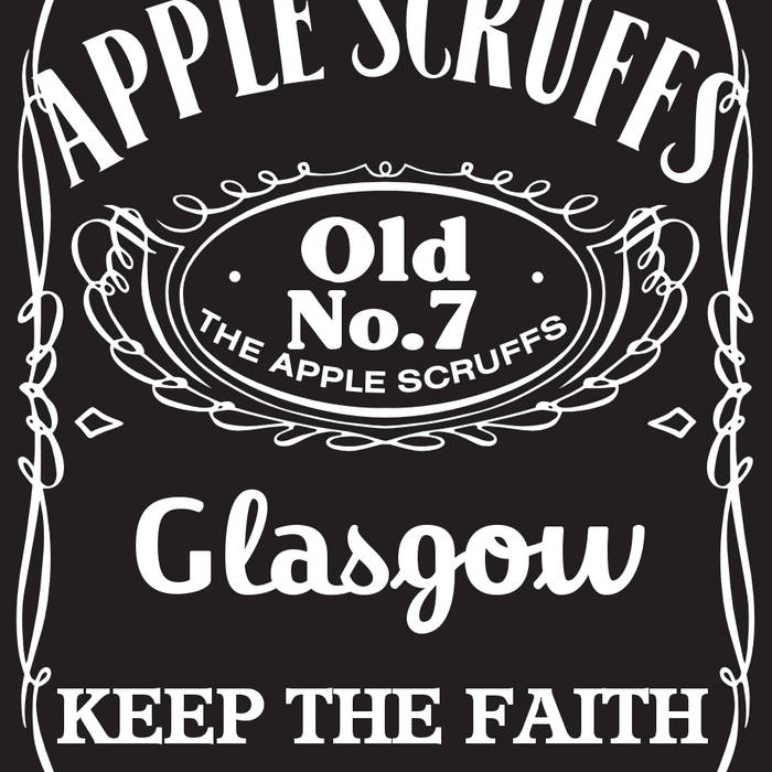 The Apple Scruffs - Keep The Faith cover art