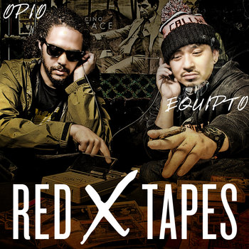 Red X Tapes cover art