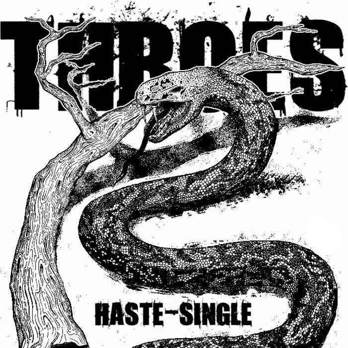 HASTE-SINGLE cover art