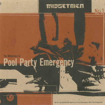 Pool Party Emergency cover art