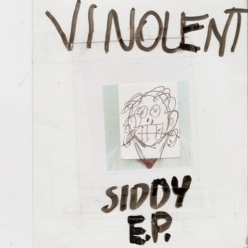 The Siddy EP cover art