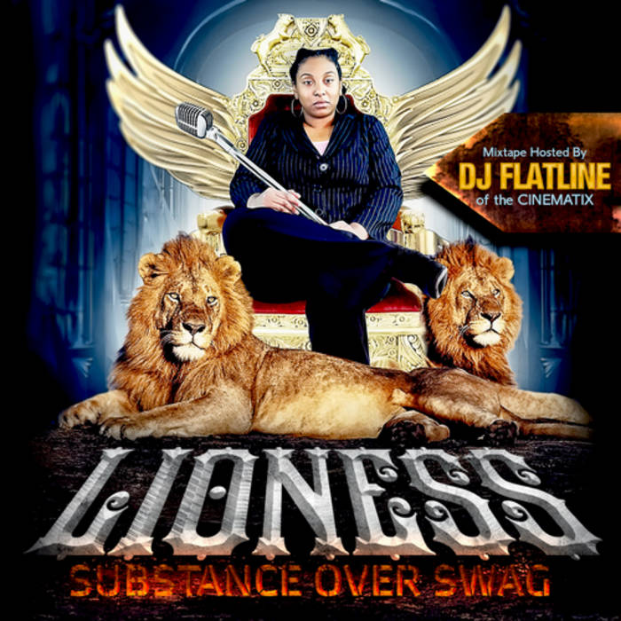 Substance Over Swag cover art