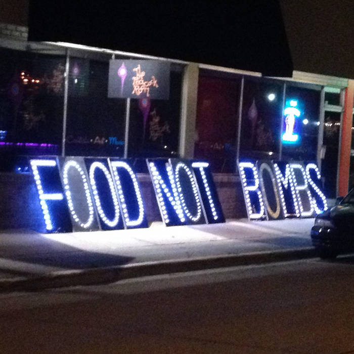 Food Not Bombs cover art