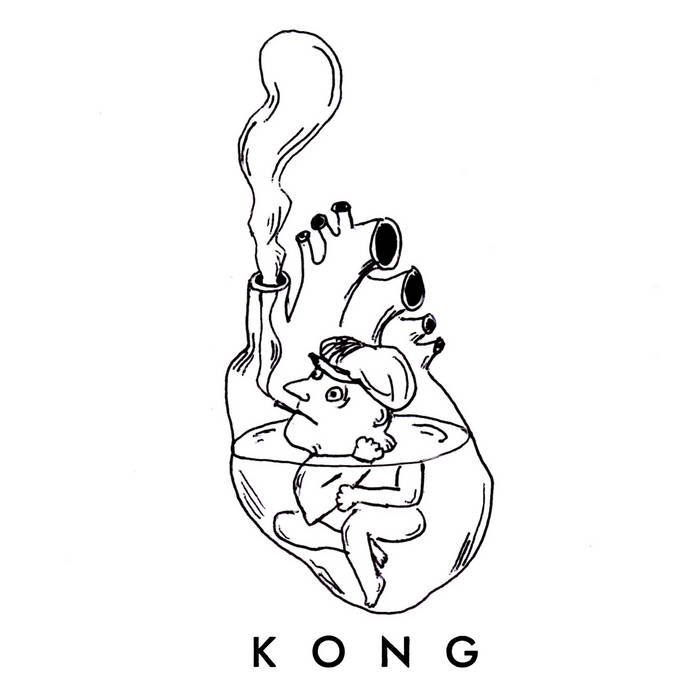 KONG cover art