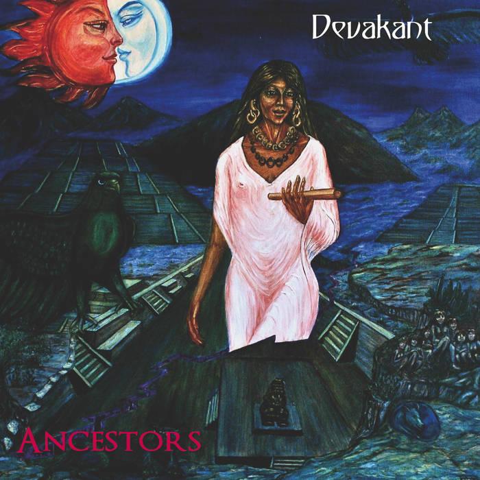 ANCESTORS cover art