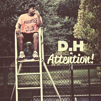 Attention cover art