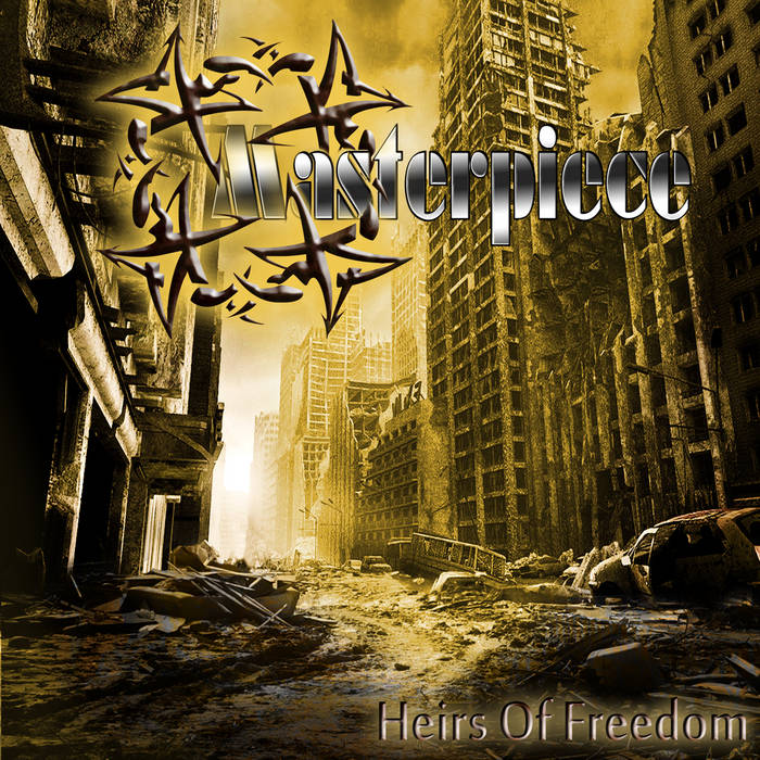 Heirs of Freedom cover art