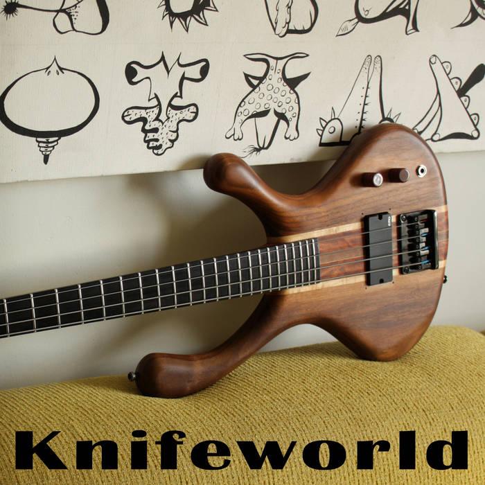 Knifeworld cover art