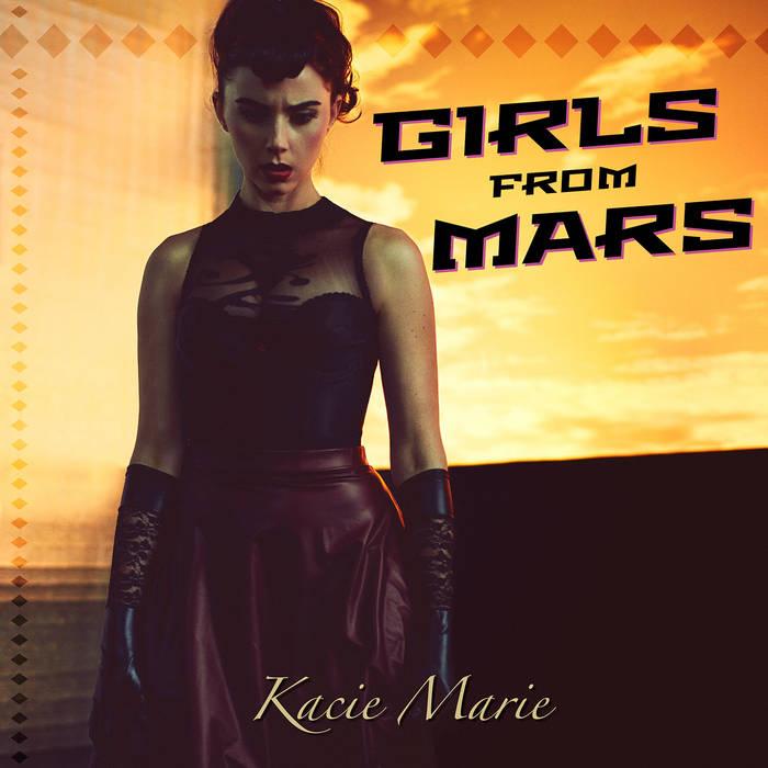 Girls From Mars cover art