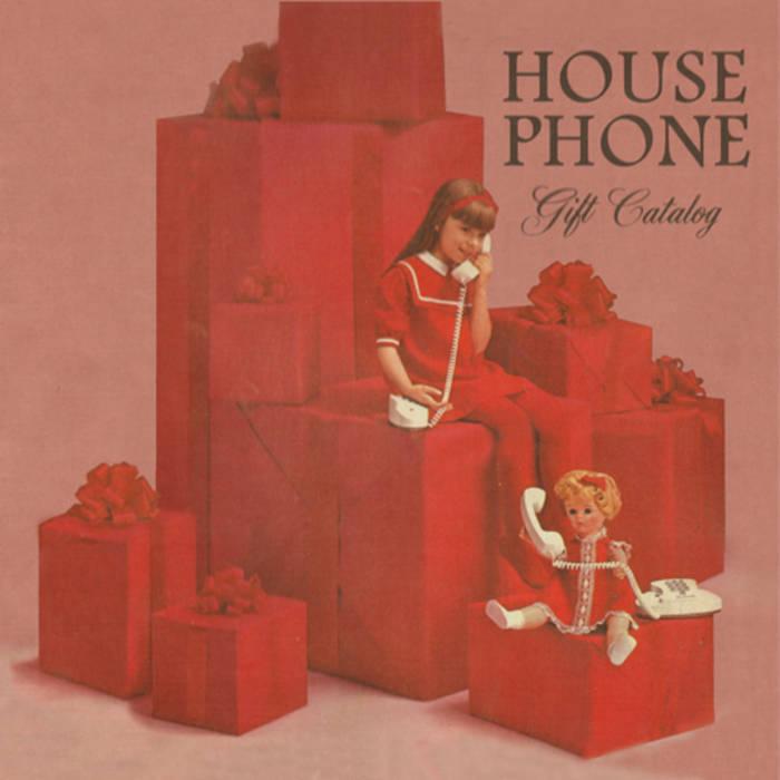 Gift Catalog EP cover art