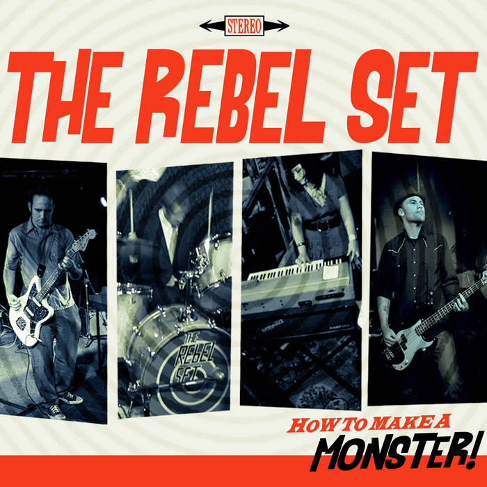 How To Make A Monster! cover art