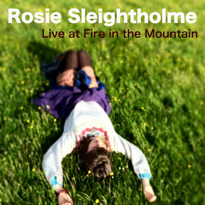 Live at Fire in the Mountain cover art