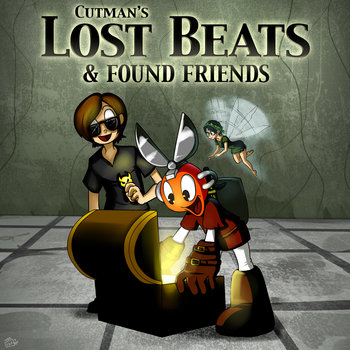 Lost Beats & Found Friends cover art