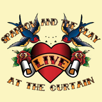 Live From The Curtain Club cover art