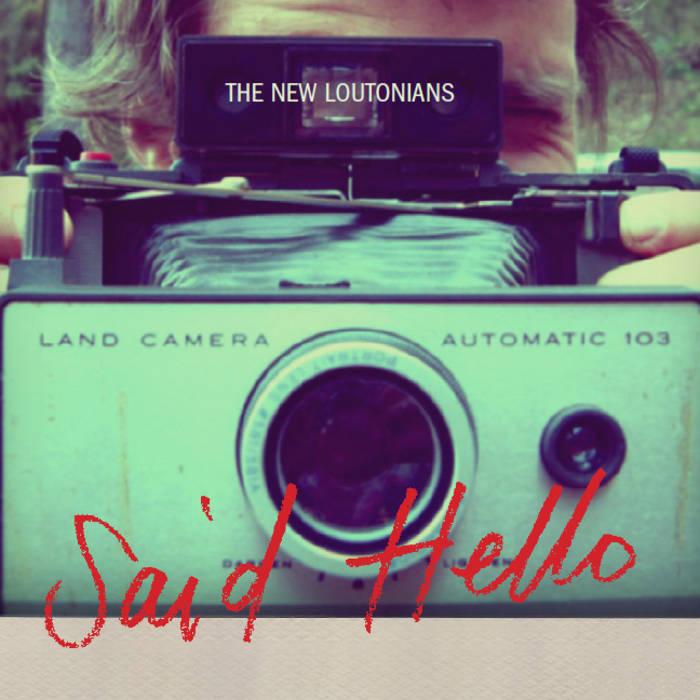 Said Hello! cover art