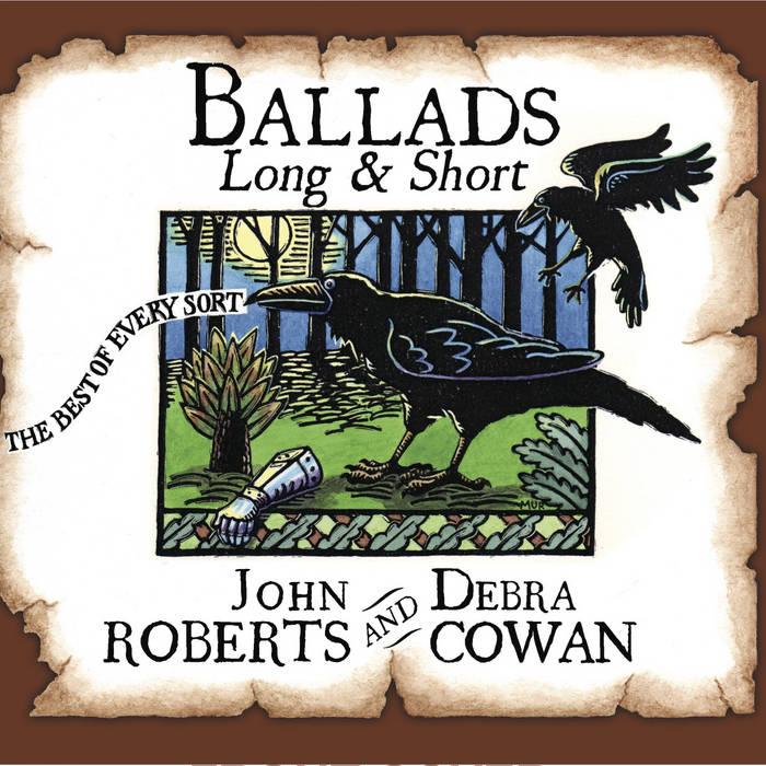 Ballads Long & Short cover art